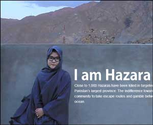 "Dawn.com Series ""I am Hazara"""